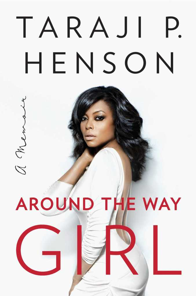 Around the way girl taraji